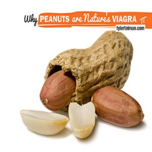 Erectile-Peanuts-NaturesViagra