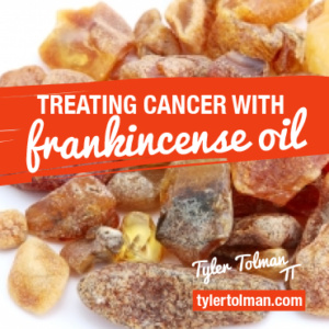 Frankincense Oil Benefits In The Treatment And Prevention Of Cancer