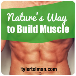 How To Build Muscle Fast Naturally With Absolute No Side Affects
